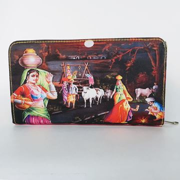 Picture of Rajasthani clutch