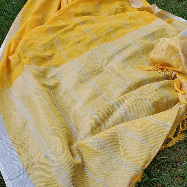 Picture of Linen Saree