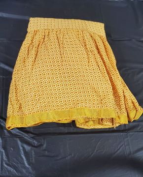 Picture of Cotton skirt
